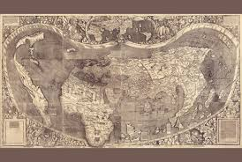 Old World Map by Recharting Old Territory Explore This New Interactive Exhibit Of