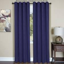 austin blackout grommet curtain panels