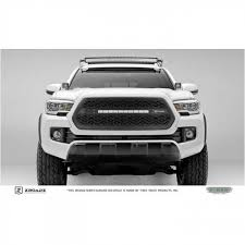 2017 tacoma light bar rex black steel zroadz series 20 single row led light bar main