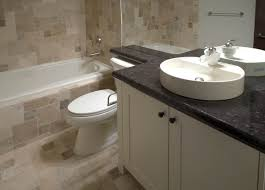 Vanity Bathroom Tops Decorative Bathroom Countertop With Sink Using Oval Vessel Basin