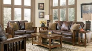 rustic living room furniture ideas with brown leather sofa free rustic elegant brown leather living room dark brown leather