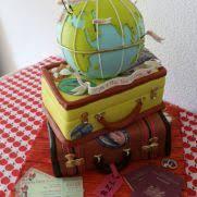 travel theme 62 cakes cakesdecor