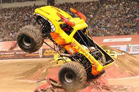 monster truck show phoenix interview with becky mcdonough monster jam crew chief and driver