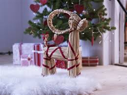 yule ornament idea a yule goat three hundred and sixty six