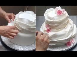cake how to ruffle cake how to make a beautiful and easy fondant ruffle cake