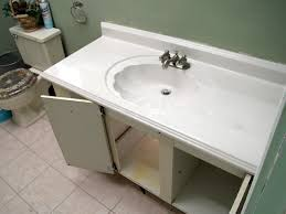 Where To Buy Bathroom Cabinets Installing A Bathroom Vanity Hgtv