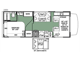 forester motor home class c rv sales 12 floorplans