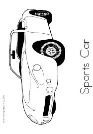 car coloring coloring pages kids transportation