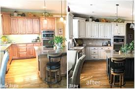 Painted Kitchen Cabinets Before And After Pictures 2016 Kitchen Makeovers Our Top Before And Afters Bella Tucker
