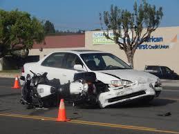 la habra motorcycle officer hurt in crash with car u2013 orange county