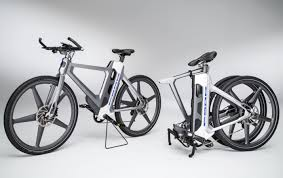 bmw folding bicycle six folding electric bikes that fit practically anywhere
