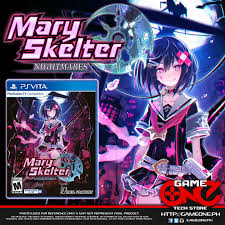 Kaset Ps Vita Skelter Nightmares one ph skelter nightmares for the psvita is