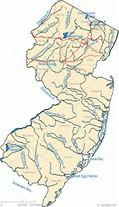 New Jersey rivers images Nj counties map with towns on nj images let 39 s explore all world maps gif