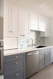 Two Colour Kitchen Cabinets Kitchen Cabinets Colors Ideas For Best Appearance 17440 Kitchen