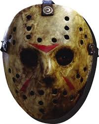 Jason Voorhees Mask Friday The 13th Jason Voorhees Hocke Mask Costume Cosplay Mask