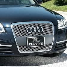 audi aftermarket grill audi custom grilles billet mesh cnc led chrome black