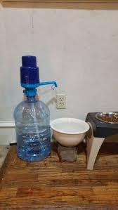 5 Gallon Water Bottle With Faucet High Tech 5 Gallon Water Jug Handle Spigot Lid I Dare