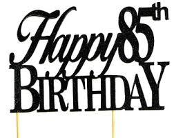 85th birthday etsy