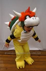 bowser costume big attitude bowser costume bowser