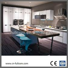 foil kitchen cabinets euro style high gloss white thermo foil finish mdf kitchen cabinet