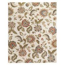 Pattern Rug 8 X 10 Rectangle Area Rugs Rugs The Home Depot