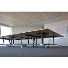 Racetrack Boardroom Table Awesome Eames Boardroom Table 10 Ft Herman Miller Eames Walnut