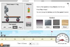 force and fan carts gizmo answer key gizmo of the week force and fan carts explorelearning news