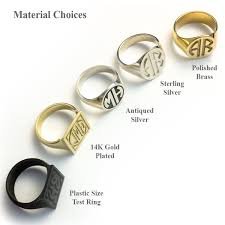 seal rings design images Custom design signet ring the custom brand shop png