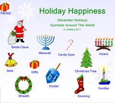 december holidays this lesson explores hanukkah kwanzaa and