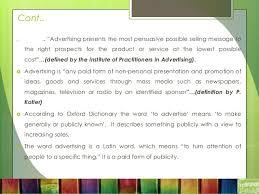 Comfortability Dictionary Fundamental Of Advertising