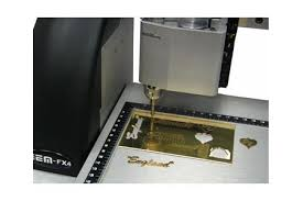 jewelry engraving machine u marq gem fx4 engraving machine