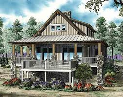 cottage home plans plan w59964nd low country cottage house plan e architectural design