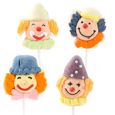 oh nuts purim baskets purim clown marshmallow pops 12ct purim candy chocolate