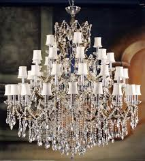 Swarovski Crystals Chandelier Awesome Crystal Chandeliers Swarovski Victoria Homes Design