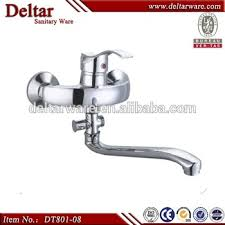 Brass Shower Faucets Bathroom Polish Brass Shower Faucet Wall Mount Bath Faucet Morocco