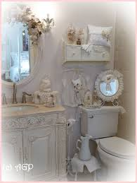 French Inspired Bathroom Accessories by Shabby Cottage Chic Shelf And More Bathroom Makeover Pics