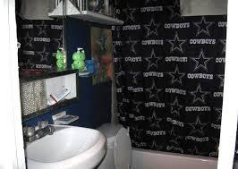 cowboy bathroom ideas projects design dallas cowboys bathroom set fresh nfl bedding and
