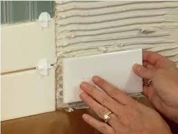 how to install kitchen backsplash how to tile a kitchen backsplash bloomingcactus me