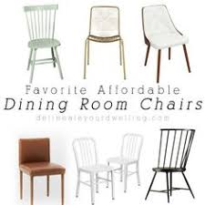 Cafe Style Dining Chairs Friday U0027s Finds Affordable X Back Cafe Style Dining Chairs The
