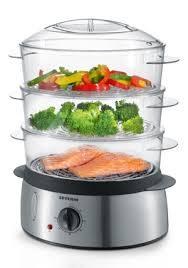 vapeur cuisine nouveau cuit vapeur severin dg 2438 les bienfaits d une cuisine