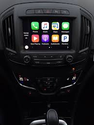 opel insignia 2016 carplay installs factory fitted in a 2016 opel insignia u2013 carplay