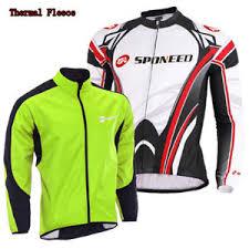 warm cycling jacket thermal fleece mountain bike jersey full zipper warm cycling jacket