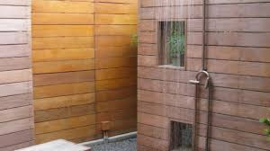 How To Plumb An Outdoor Shower - outdoor showers ultra custom group
