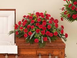 how to make a casket spray carnation casket spray stadium flowers