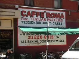 images from new york sunny afternoon in soho little italy edition