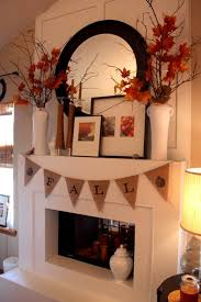 Fall Vase Ideas Fall Mantel Ideas Autumn Mantle Home Stories A To Z