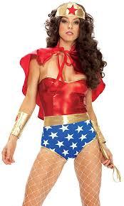 Amazon Halloween Costumes Amazon Forplay Women U0027s Super Seductress Costume Clothing