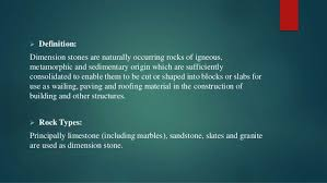 Decorative Definition Types Manufacturing And Behaviour Of Dimension Or Decorative Stone