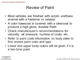 chapter 16 painting fundamentals objectives explain the