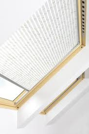 pleated blinds canvas for roof windows aps fakro videos